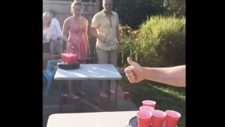 'Roomba Pong' Is Sure To Be A Hit At Your 4th Of July Picnics