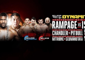 Bellator Dynamite 2 Combat Sports Live Discussion – MMA And Kickboxing Together Is Dyno-Fight!