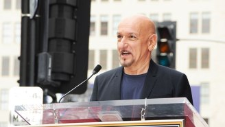 Ben Kingsley Feels That Women Are The Best Directors For Male Actors