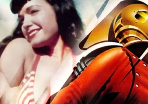 Why Disney Made 'The Rocketeer' Leave Bettie Page Behind