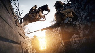 The 'Battlefield 1' Gameplay Trailer Showcases An Explosive First Look At The Game's Intense Combat