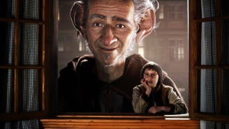Steven Spielberg's 'The BFG' Is Big On Heart And Farts
