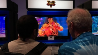 Bill Walton Is Living Life To The Fullest And Beating Everyone At Street Fighter