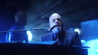 Billy Joel Fronted A Billy Joel Cover Band