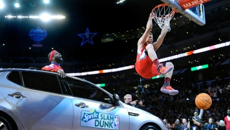 Blake Griffin Finally Explained The Logistics Behind That Lame Time He Dunked Over A Kia