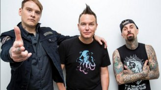 Blink-182's 'Rabbit Hole' Is The Third Single To Get Excited About From Their New Album