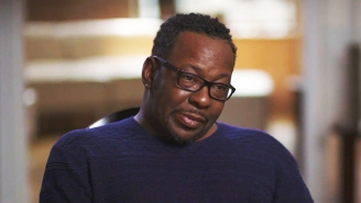 Bobby Brown Says He Had Sex With A Ghost