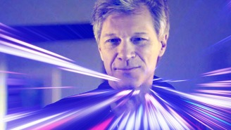 Jon Bon Jovi Should Be Using His Time-Travel Powers For Good