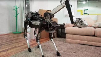 The SpotMini Robot Dog Has Some Cheeky Things To Say In A Re-Dubbed Video