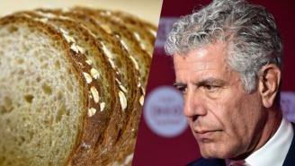 Anthony Bourdain Takes Aim At Gluten Haters