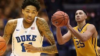 Who Will Have The Better NBA Career: Brandon Ingram Or Ben Simmons?