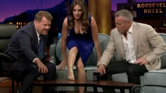 Go Nuts, Weirdos, Because Alison Brie Totally Doesn't Mind Fans Who Fetishize Her Feet