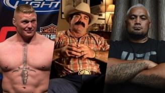 UFC Legend Don Frye Believes Mark Hunt Is Going To 'Destroy' Brock Lesnar