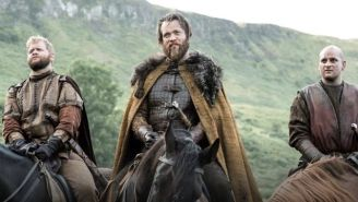 A 'Game Of Thrones' Actor Is Teasing The Arrival Of Lady You-Know-Who