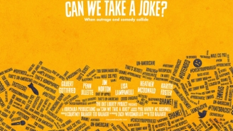 This Week's Coming Attractions: 'Can We Take A Joke?' Headlines Some Fun Documentary Trailers