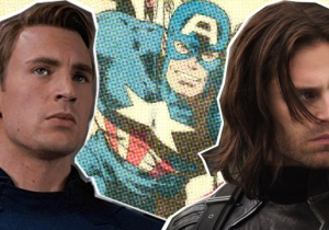 Captain America May Never Have A Boyfriend, But He's Long Had A Gay Best Friend