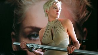 Sharon Stone Drops A Hint About Her Upcoming Marvel Character