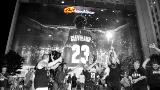 After Finally Winning A Championship, Clevelanders Don't Care What Anyone Thinks About Their City Now