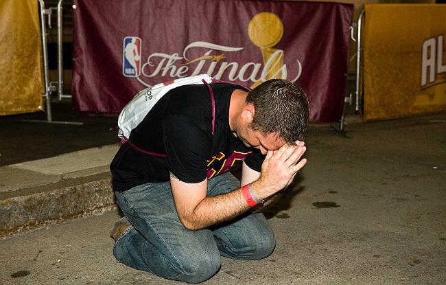 cavs win pray