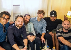 Chance The Rapper Loves Death Cab For Cutie And Is Planning To Collaborate With Them