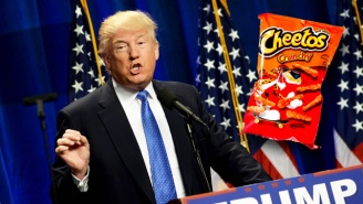 A GOP Strategist Nicknames Donald Trump 'Cheeto Jesus' During An Epic Tweetstorm