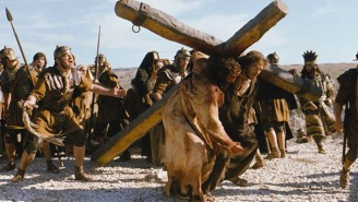 Mel Gibson Is Working On A Sequel To 'The Passion Of The Christ'