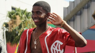 Diddy's Son King Combs Makes His Official Rap Debut With 'Party' And 'One For Me'