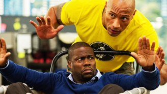 Kevin Hart And Dwayne Johnson Make A Natural Team In 'Central Intelligence'