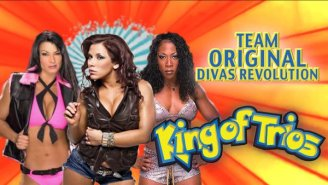 Indy Wrestling Promotion CHIKARA Just Booked An All-Time Dream Women's Team For 'King Of Trios'