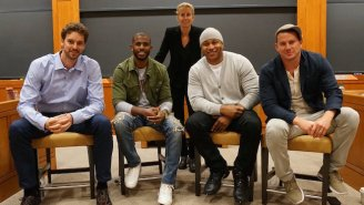 Channing Tatum, LL Cool J, Pau Gasol And Chris Paul Took On Harvard Business School Together