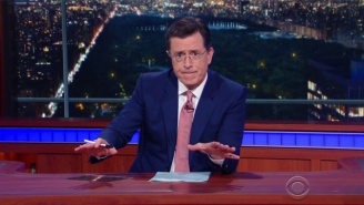 Stephen Colbert Calls Out Cable News For Helping To Recruit ISIS With Istanbul Attack Footage