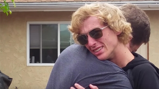 Watch These Two Brothers See Color For The First Time