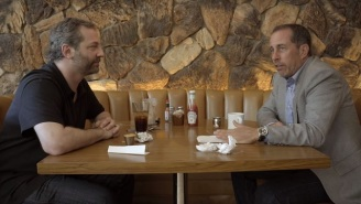 'Comedians In Cars Getting Coffee' Has A Season 8 Trailer And Judd Apatow Has Some Cosby Jokes