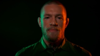Conor McGregor Gives The Irish National Football Team A Rousing Speech For UEFA Euro 2016