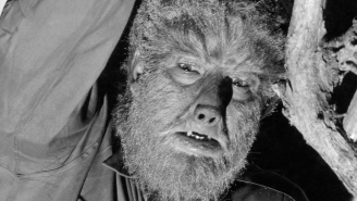 Can you smell what 'The Wolf Man' is cooking?