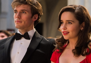 Emilia Clarke Is Charming In 'Me Before You,' But The Film Doesn't Earn Your Tears