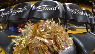 Courtside Seats For Game 7 Are Already Breaking Records For Ticket Prices
