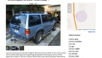 This Florida Dad Pulled A Straight Up Cold Move By Selling His 'Weed Smoking' Son's SUV On Craigslist