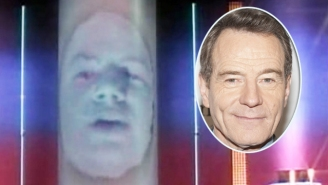 Bryan Cranston Is Playing Your Favorite Floating Head In The 'Power Rangers' Reboot