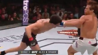 Dominick Cruz Takes The Trilogy Against Urijah Faber At UFC 199