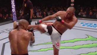 Dan Henderson Just Scored A Massive Knockout In What May Be The Final Fight Of His Career