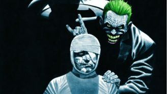 Paul Dini Talks 'Dark Night: A True Batman Story' And Digging Deep For Autobiographical Comics