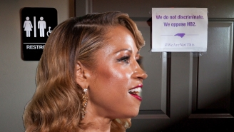 Stacey Dash Inserted Her Opinion Into The Ongoing Transgender Bathroom Debate
