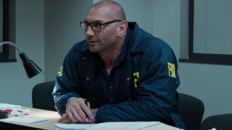 Dave Bautista Is Going Toe-To-Toe With Bruce Willis In The 'Marauders' Trailer