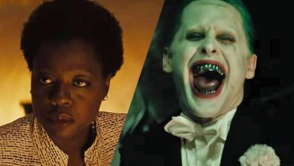 Viola Davis Nearly Pepper Sprayed Jared Leto After An Aggressive 'Suicide Squad' Gift