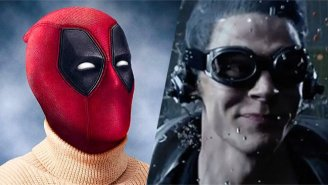 Evan Peters Thinks Deadpool And Quicksilver Should Have A Marvel Team-Up