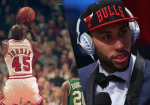 Denzel Valentine Will Join Other Brave (And Unsuccessful) Souls Who Wore Michael Jordan's No. 45