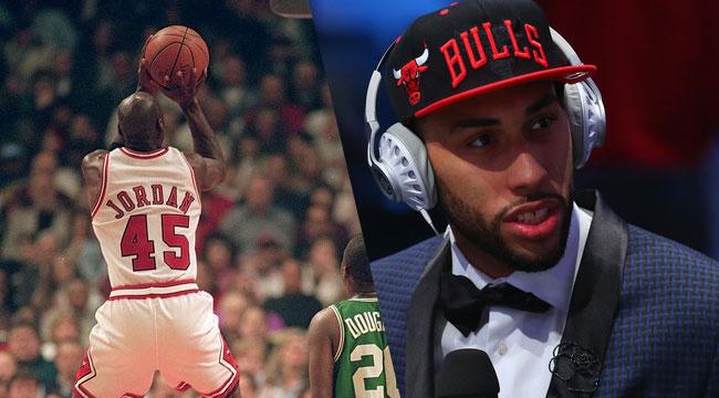 Denzel Valentine Will Wear Michael Jordan's No  45 For The Bulls