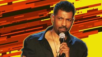 Deon Cole On Cold Peanut Butter, Robin Williams And 'Cold Blooded Seminar'