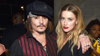 Amber Heard Alleges Johnny Depp Tried To Suffocate Her As More Photos Surface